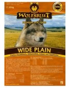Wolfsblut Dog Wide Plain konina i bataty 500g
