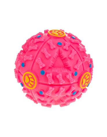 Doozy Snack Ball blue/pink