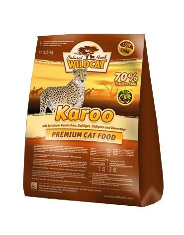 Wildcat Karoo - królik i drób 3kg