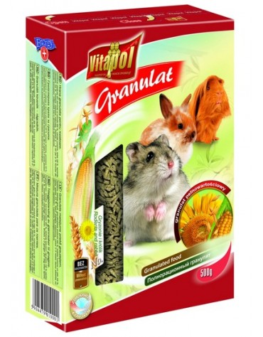 Vitapol Granulat dla gryzoni i królików 500g [1000]