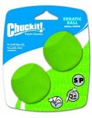 Chuckit! Erratic Ball Small 2pak [20110]