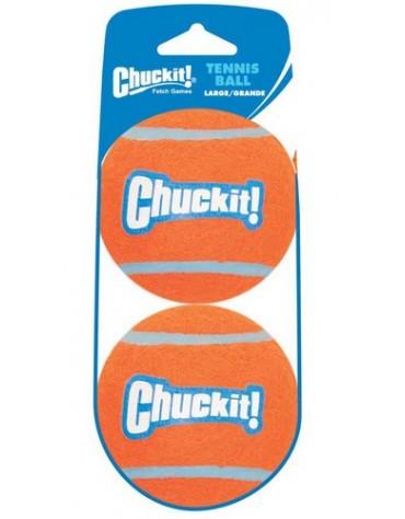 Chuckit! Tennis Ball Large 2pak [84021]