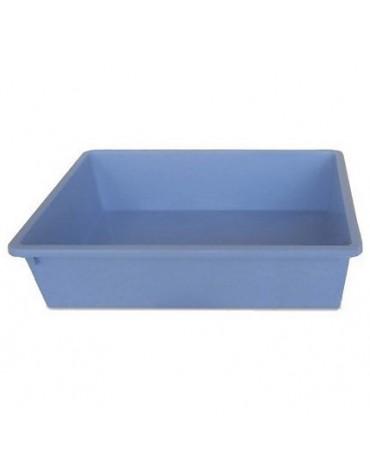 Stefanplast Kuweta 1 - 40x30x10cm błękitny [96638]