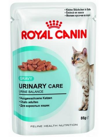 Royal Canin Urinary Care sosie karma mokra w sosie dla kotów dorosłych, ochrona dolnych dróg moczowych saszetka 85g