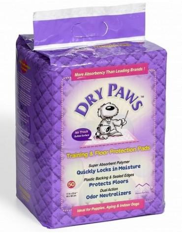 MidWest Podkłady higieniczne Dry Paws 58x61cm 50szt [PPS50]