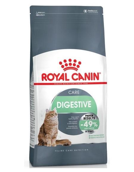 Royal Canin Digestive Care karma sucha dla kotów dorosłych, wspomagająca przebieg trawienia 4kg