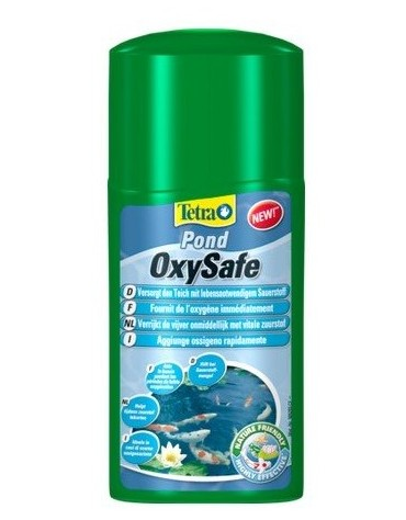 Tetra Pond OxySafe 500ml
