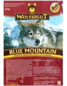 Wolfsblut Dog Blue Mountain dziczyzna i owoce leśne 2kg