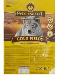 Wolfsblut Dog Gold Fields wielbłąd i bataty 15kg