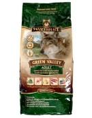 Wolfsblut Dog Green Valley jagnię, łosoś i ziemniaki 2kg