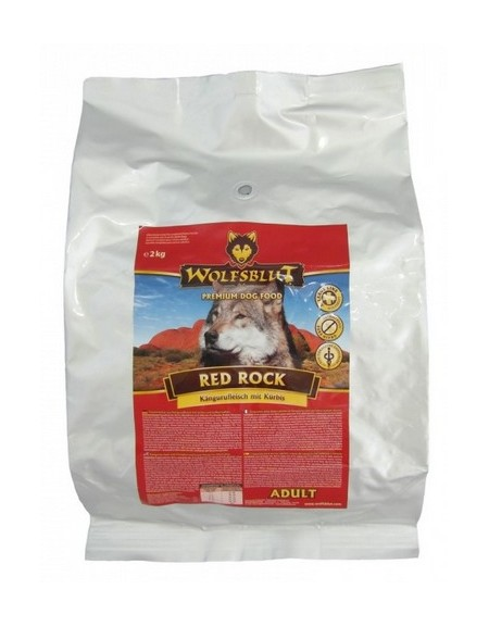 Wolfsblut Dog Red Rock kangur i bataty 2kg