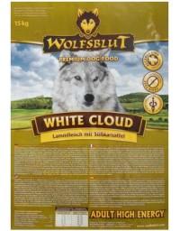 Wolfsblut Dog White Cloud Active jagnięcina 15kg