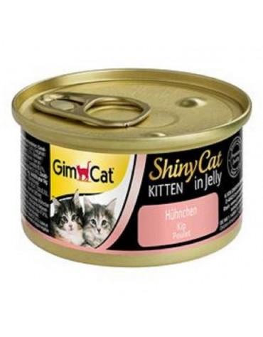 Gimpet Shinycat Kitten Hunchen - kurczak dla kociąt 70g