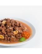 Animonda Rafiné Adult Wołowina + Makaron w sosie pomidorowym saszetka 100g