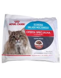 Royal Canin Urinary Care sosie karma mokra w sosie dla kotów dorosłych, ochrona dolnych dróg moczowych saszetki 4x85g