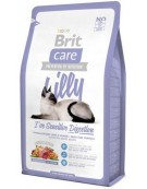 Brit Care Cat New Lilly I've Sensitive Digestion Lamb & Salmon 2kg