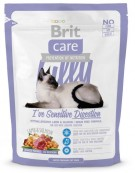 Brit Care Cat New Lilly I've Sensitive Digestion Lamb & Salmon 400g