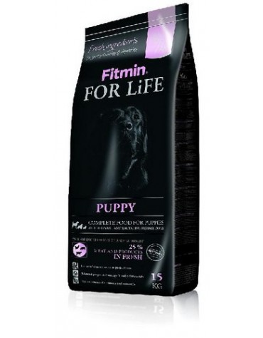 Fitmin Dog For Life Puppy 15kg