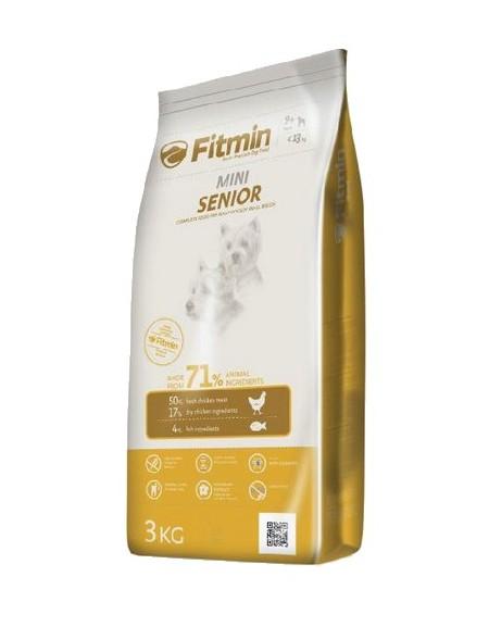 Fitmin Dog Mini Senior 3kg