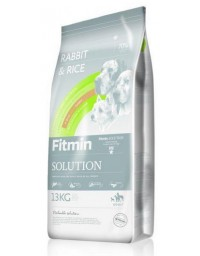 Fitmin Dog Solution Rabbit & Rice 2,5kg