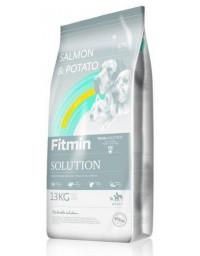 Fitmin Dog Solution Salmon & Potato 13kg