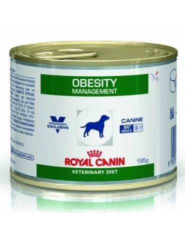 Royal Canin Veterinary Diet Canine Obesity Management puszka 195g