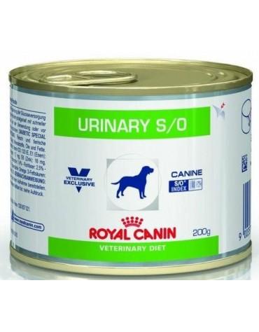 Royal Canin Veterinary Diet Canine Urinary S/O puszka 200g