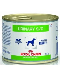 Royal Canin Veterinary Diet Canine Urinary S/O puszka 200g