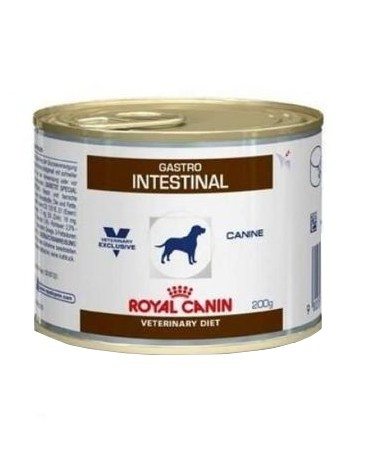 Royal Canin Veterinary Diet Canine Gastro Intestinal puszka 200g