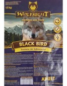 Wolfsblut Dog Black Bird Adult - indyk i bataty 15kg