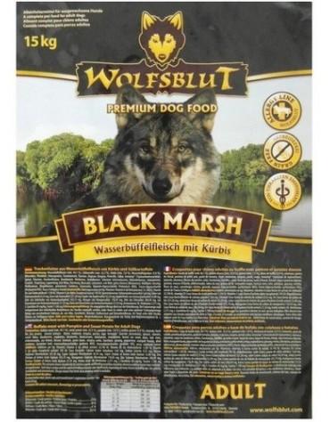 Wolfsblut Dog Black Marsh - bawół i dynia 500g