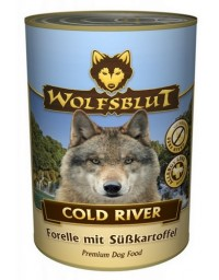 Wolfsblut Dog Cold River puszka 395g