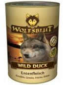 Wolfsblut Dog Wild Duck puszka 395g