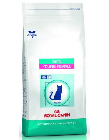 Royal Canin Veterinary Diet Neutered Skin Young Female SSW36 400g