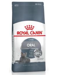 Royal Canin Oral Care karma sucha dla kotów dorosłych, redukująca odkładanie kamienia nazębnego 400g