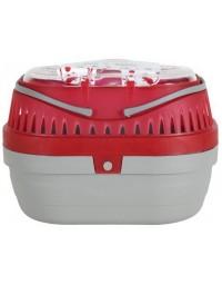 Zolux Transporter dla gryzoni mini czerwony [208010]