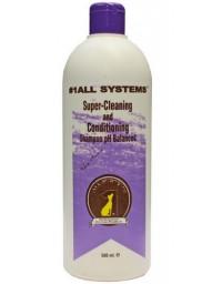 1 All Systems Super-Cleaning and Conditioning Shampoo 500ml