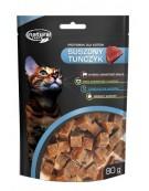 Natural Taste Kot Suszony tuńczyk 80g