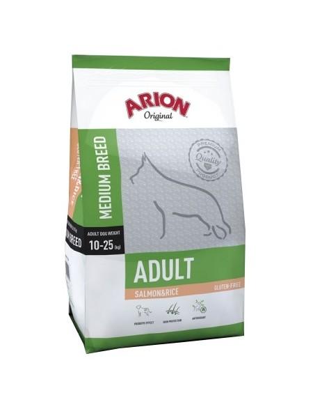 Arion Original Adult Medium Salmon & Rice 3kg