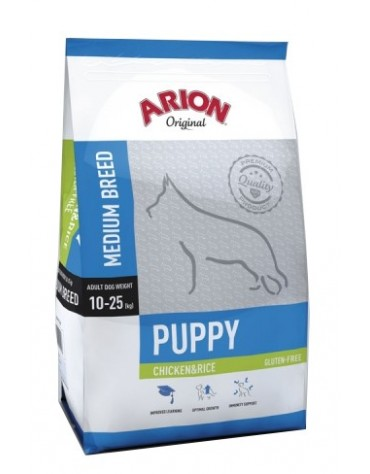 Arion Original Puppy Medium Chicken & Rice 12kg