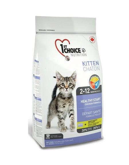 1st Choice Kitten Cat Healthy Start 350g
