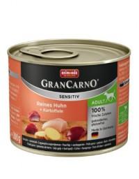 Animonda Gran Carno Sensitiv Kurczak + ziemniaki 200g