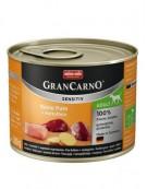 Animonda GranCarno Sensitiv Indyk + ziemniaki puszka 200g