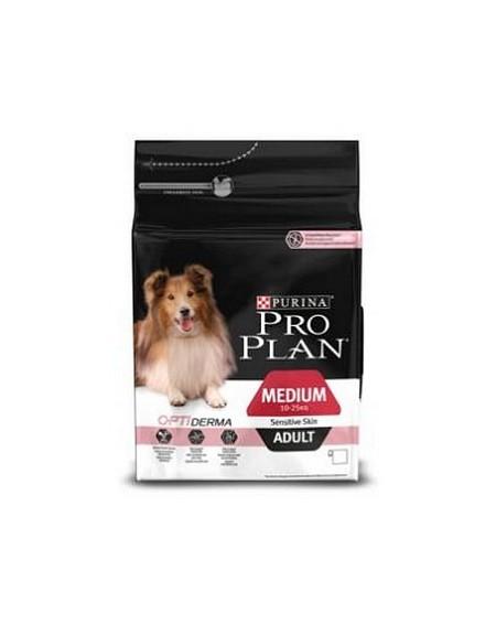 Purina Pro Plan Adult Medium OptiDerma Sensitive Skin 14kg