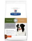 Hill's Prescription Diet Metabolic+Mobility Canine z Kurczakiem 4kg