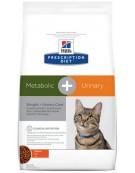 Hill's Prescription Diet Metabolic+Urinary Feline z Kurczakiem 1,5kg