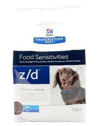 Hill's Prescription Diet z/d Canine Mini 1,5kg