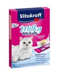 Vitakraft Cat Milky Melody krem z mleka 70g [28818]