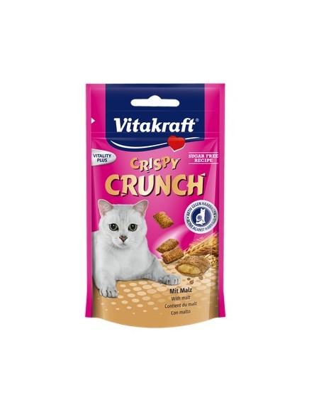 Vitakraft Cat Crispy Crunch słód 60g [2428811]