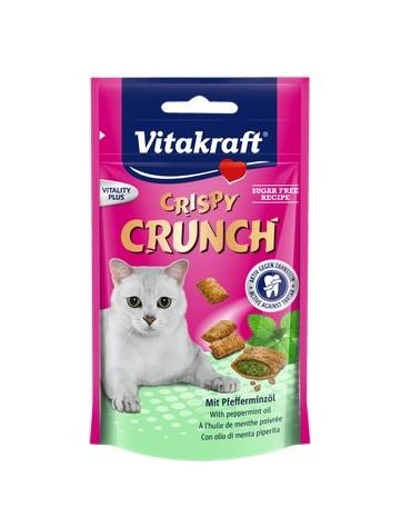 Vitakraft Cat Crispy Crunch dental 60g [2428813]